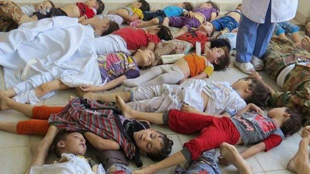 syrianKilledGasAttack
